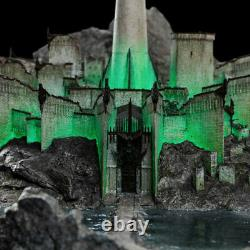 Weta Lord of the Rings MINAS MORGUL Environment Statue Figure LED Brand New