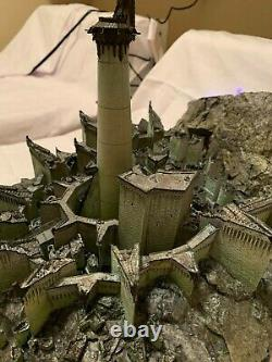 Weta Minas Morgul Environment Lord of the Rings Statue Weta Workshop Collectible