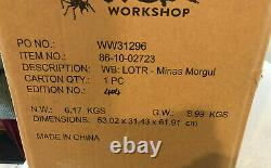 Weta Minas Morgul Statue The Lord Of The Rings Witch-King of Angmar Environment