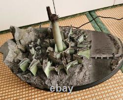 Weta Minas Morgul Statue The Lord Of The Rings Witch-king of Angmar Light Model