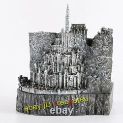 Weta Minas Tirith Statue The Hobbit The Lord of the Rings Recast Model H 13cm