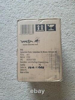 Weta RINGWRAITH Miniature Statue Lord of the Rings LotR Sealed Shipper Rare
