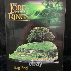 Weta The Hobbit BAG END Scene Model The Lord Of The Rings Shire Hobbiton Statue