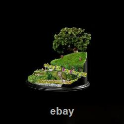 Weta The Hobbit BAG END Scene Model The Lord Of The Rings Statue Display