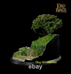 Weta The Lord Of The Rings Hobbit Bag End Statue Figure Model In Stock