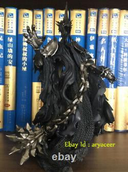Weta The Lord Of The Rings Witch-king of Angmar Statue Figure Model In Stock