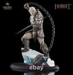 Weta The Lord of the Rings AZOG COMMANDER OF LEGIONS Model Statue Resin Figure