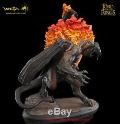 Weta The Lord of the Rings Balrog of Moria Statue Limited 1500 52cm High INSTOCK
