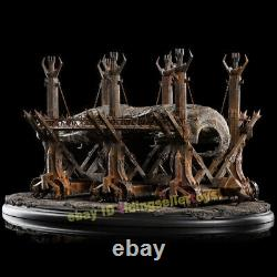 Weta The Lord of the Rings GROND Statue SDCC 192 Scale Hammer of the Underworld