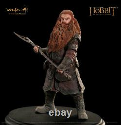Weta The Lord of the Rings THE DWARF Gloin Hobbit Figurine Statue Model IN STOCK