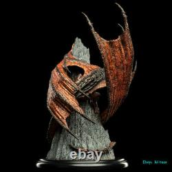 Weta, The Statue Of Smaug, The Hobbit, the Lord Of The Rings Western Dragon Figure