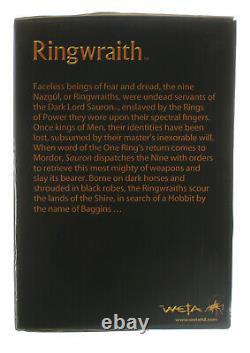 Weta Workshop Lord Of The Rings Mini Statue Ringwraith