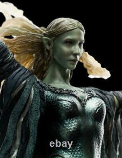 Weta Workshop Lord of the Rings Galadriel Dark Queen 1/6 scale Statue Mint inBox